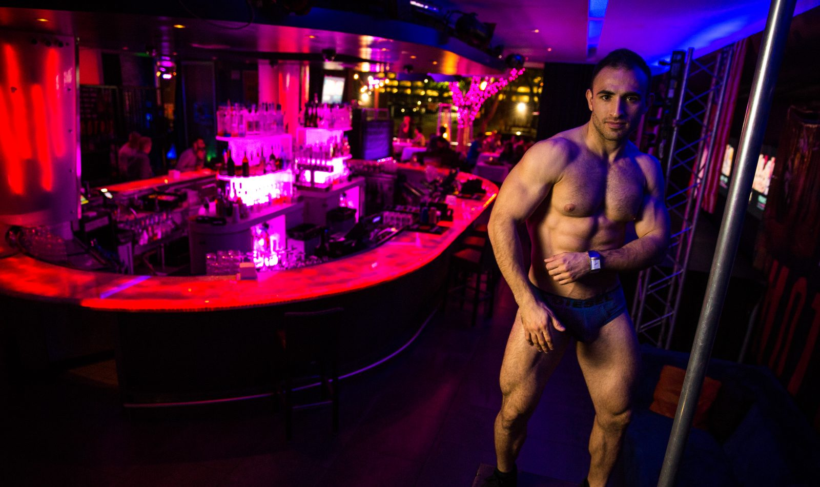 Micky's Go-Go Dancer Of The Month: April 2017