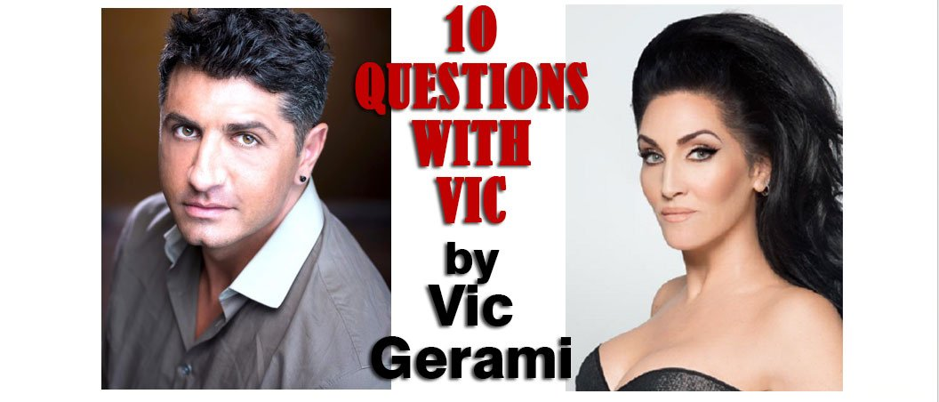 10 Questions with Vic: Michelle Visage