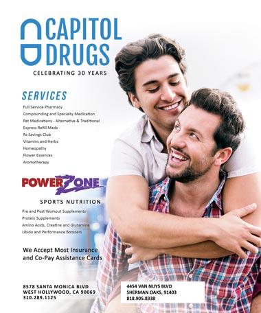 Capitol Drugs