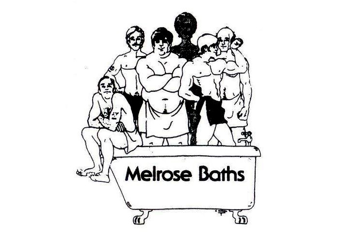 La gay bathhouses