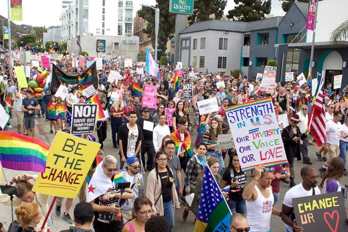WeHo Times Resist March