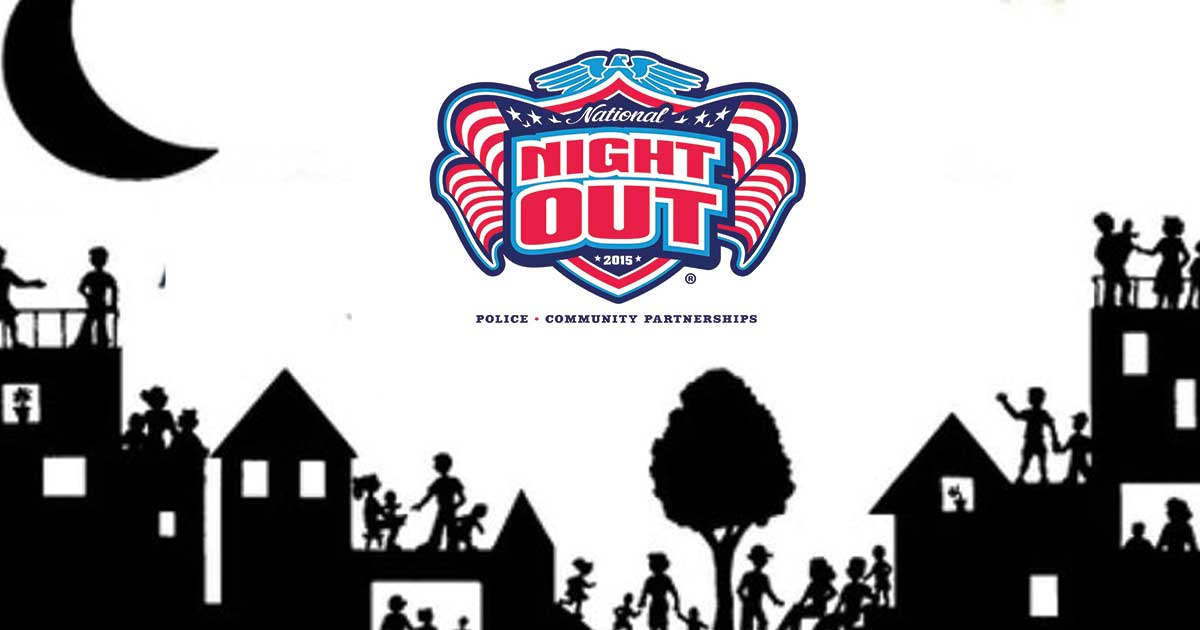Celebrate National Night Out in West Hollywood on Aug. 1 ...