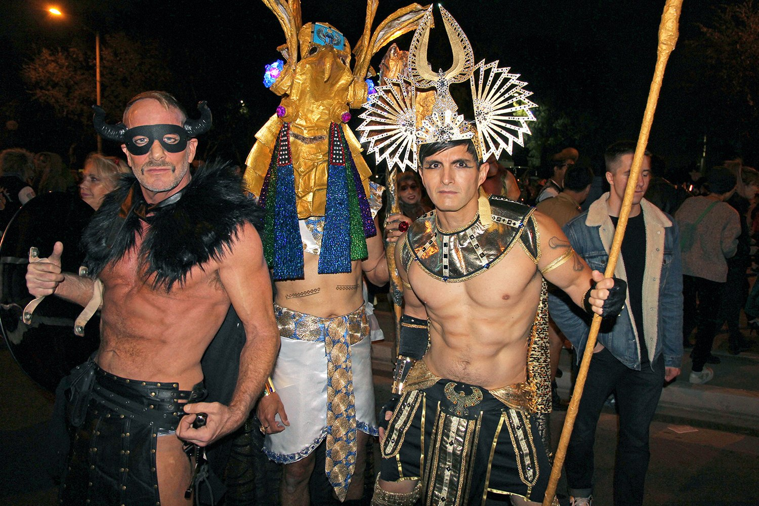 weho delivers unique west hollywood halloween carnival
