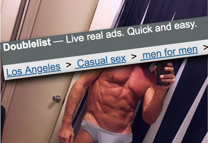 Craigslist la men for men