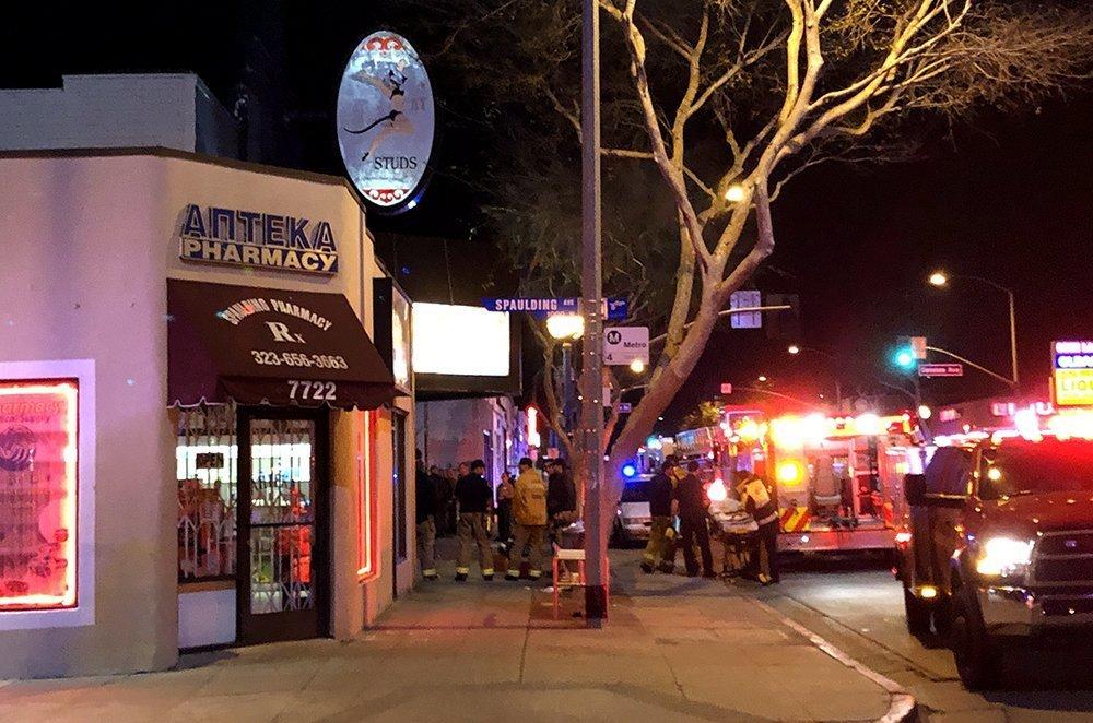 Sheriff Deputies Raid Studs Pussycat Theater After Threat of