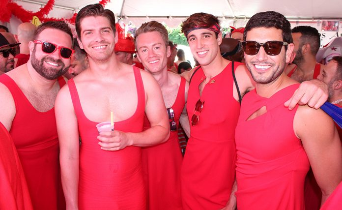 The 23rd Annual Red Dress Party 2019 At