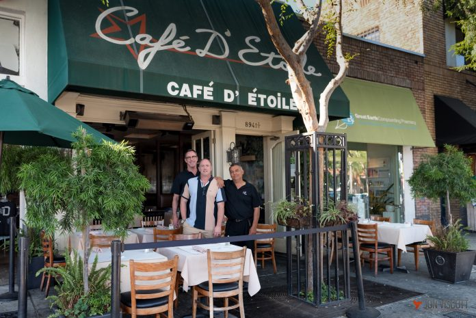 IT'S TRUE - Beloved Café D'Etoile Restaurant Closes After 36 Years - WeHo Times